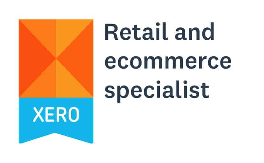 XERO Retail and Ecommerce Specialist